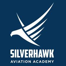 Silverhawk Aviation School logo