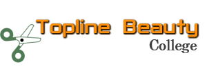 Topline Beauty College logo