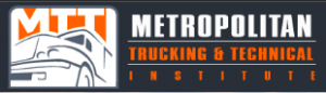 Metropolitan Trucking and Technical School logo