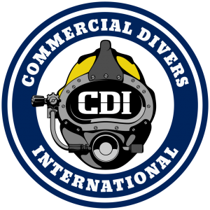 Commercial Divers International logo