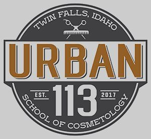Urban 113 School of Cosmetology logo