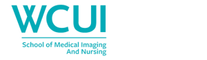 WCUI School of Medical Imaging and Nursing logo