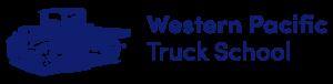 Western Pacific Truck School logo